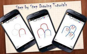 Art Drawings: Manga Monsters screenshot thumbnail