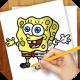 Learn To Draw Bob Sea Spunge para PC Windows