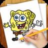 Learn To Draw Bob Sea Spunge app apk icon