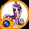 Little Ponies My PhotoBooth app apk icon