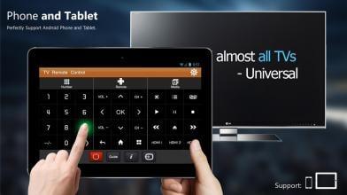 Remote Control for TV screenshot thumbnail