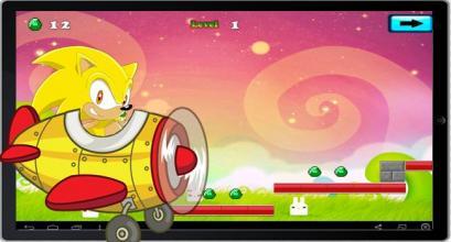 Fly Sonica Dash Knuckles screenshot thumbnail