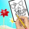 Freddy Children Coloring app apk icon