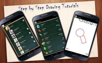 Art Drawings: Plant and Zombie screenshot thumbnail