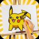 Learn To Draw Pokemon para PC Windows