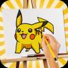Learn To Draw Pokemon app apk icon