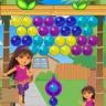 Dora Bubble Shoot for Kids app apk icon