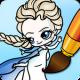 Coloring Pages Elsa Frozen para PC Windows