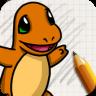Art Drawings: Manga Monsters app apk icon