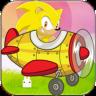 Fly Sonica Dash Knuckles app apk icon