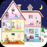 เกมส์ตกแต่งบ้าน มหาสนุก app apk icon