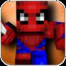 Spidey Run Unlimited Mcpe app apk icon